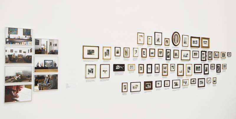 Bíró Eszter: Töredékek, részlet az Ibolya c. fotósorozatból, 2013